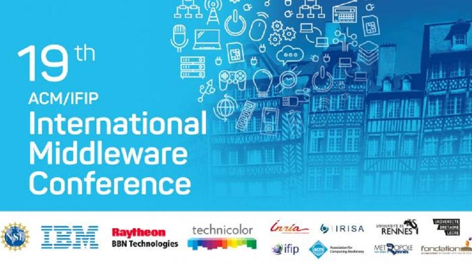 ACM/IFIP International Middleware Conference
